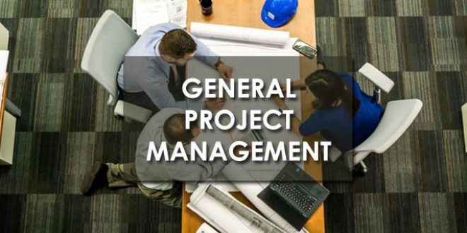 Training General Project Management