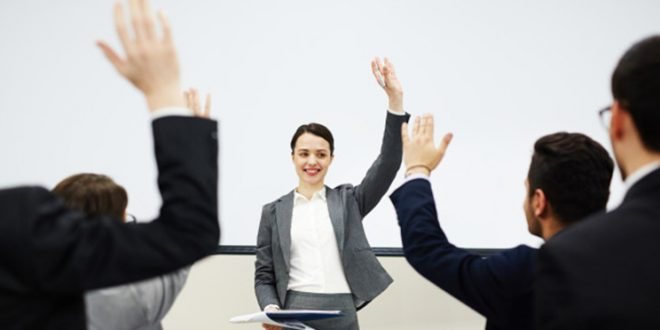 Be An Effective Training Manager
