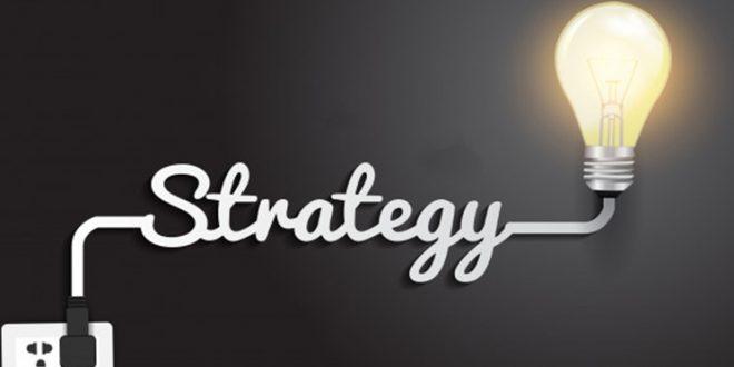 Strategy Yellow Ocean