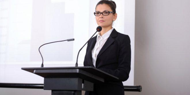 Public Speaking Training – 1 Day