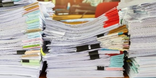 Online Training : Document Control & Filling System
