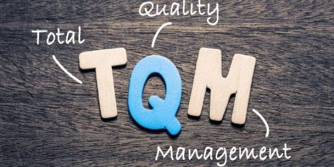 Online Training : Total Quality Management ( TQM )