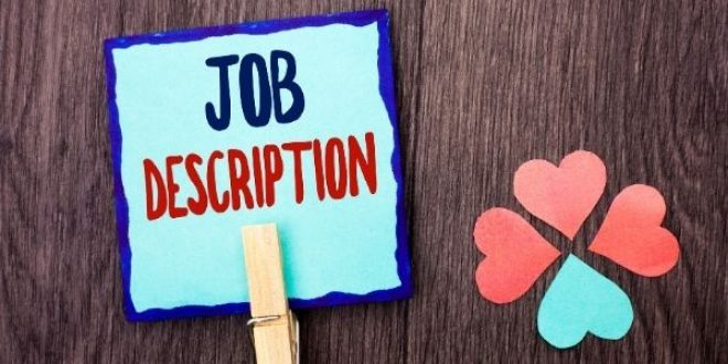 Online Training : Writing Accurate Job Description