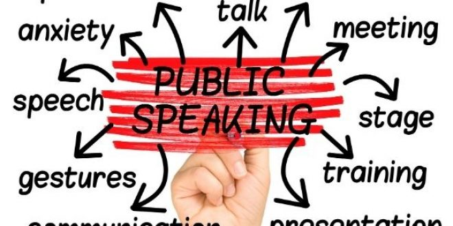 Online Training : Public Speaking for Business