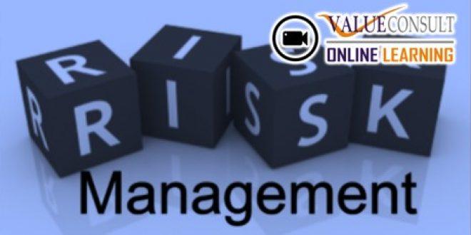 Online Training : Risk Management