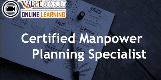 Online Training : Certified Manpower Planning Specialist