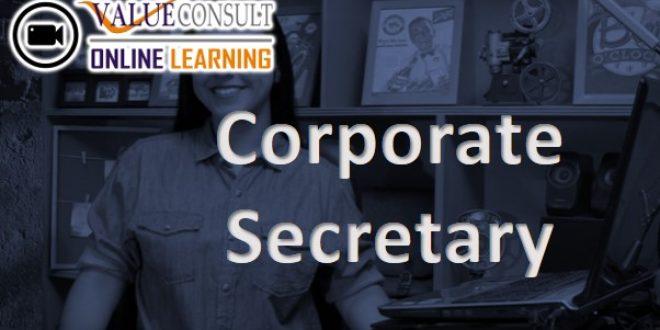 Online Training : Corporate Secretary Menghadapi Bisnis Global