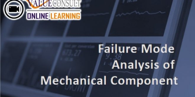 Online Training : Failure Mode Analysis of Mechanical Component