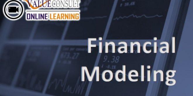Online Training : Financial Modeling