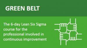 training lean six sigma green belt