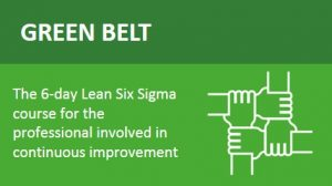 training lean six sigma green belt