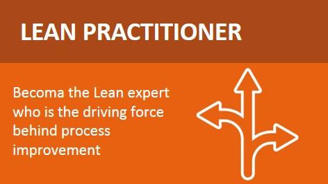 training lean six sigma lean practitioner