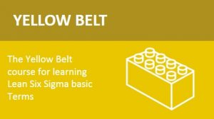 training lean six sigma yellow belt