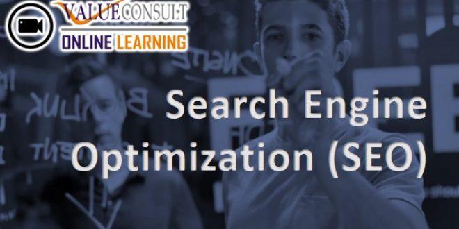 Online Training : Search Engine Optimization (SEO)
