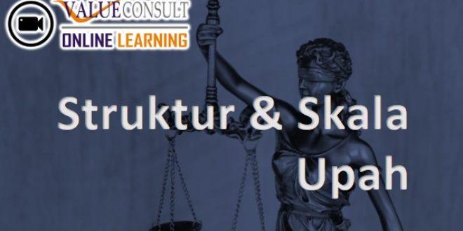 Online Training : Struktur & Skala Upah