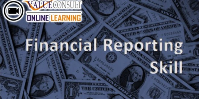 Online Training : Financial Reporting Skill