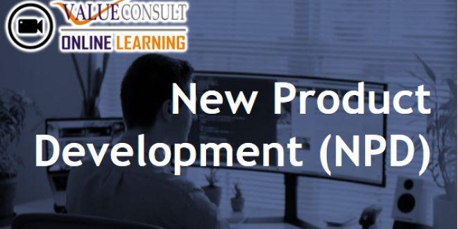 Online Training : Training New Product Development (NPD)