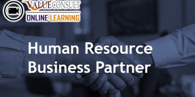 Online Training : Human Resource Business Partner