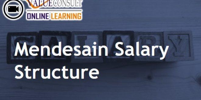 Online Training: Mendesain Salary Structure