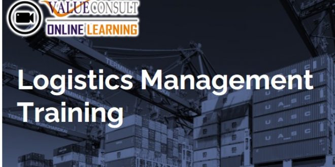 Online Training : Logistics Management Training